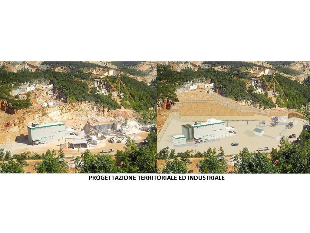 Progettazione territoriale ed industriale