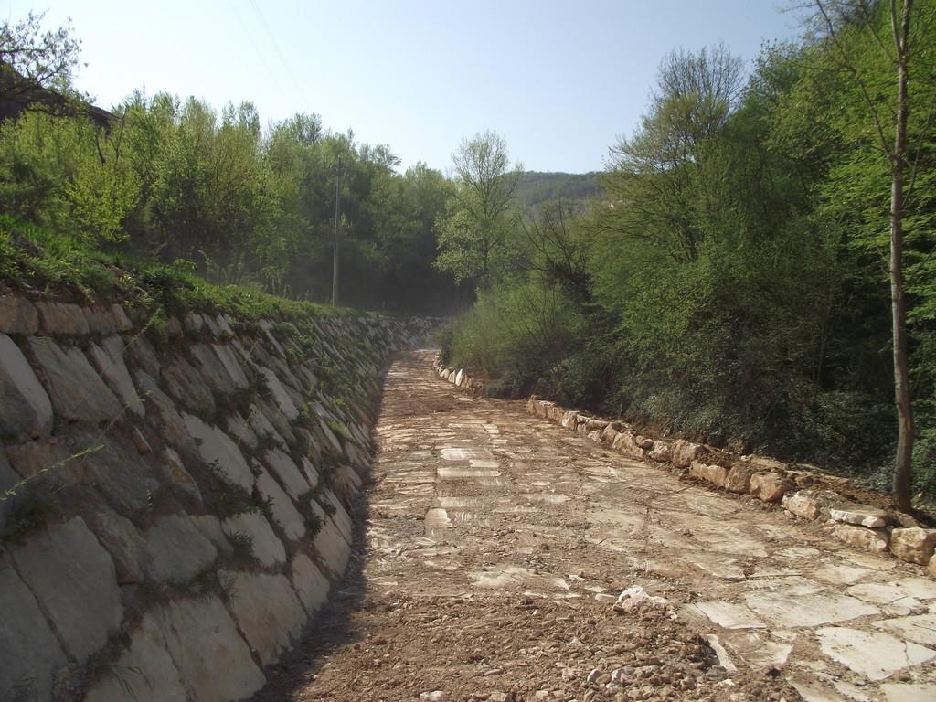 Regimazioni idraulico forestali